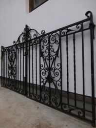 Pair of Iron Gate (C)