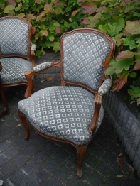 French Arm Chair (61201-20)