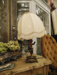 Table Shade Lamp (139-17)