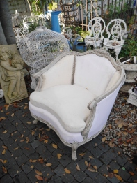 French Arm Chair (529-20)