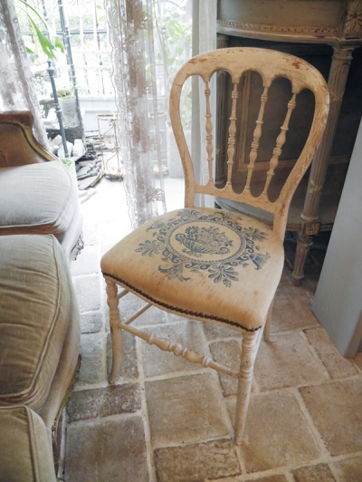 French Chair (872-16)