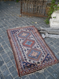 Antique Rug (804-16)