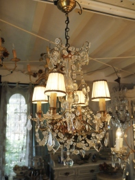 Crystal Chandelier (685-20)