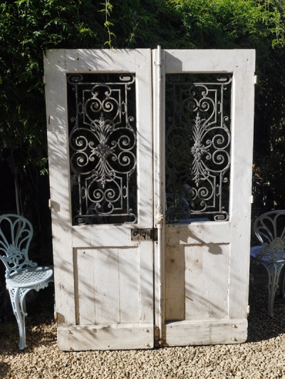 Pair of French Doors (F-1)