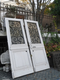 Pair of French Doors (528-14)