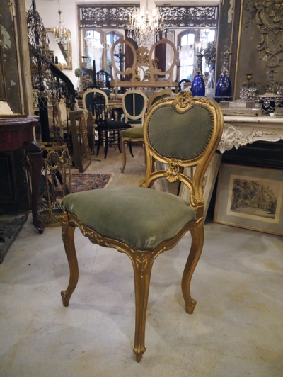 French Chair (496-14)