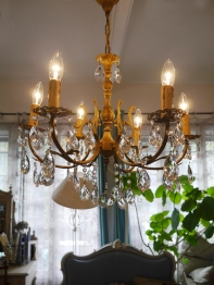 Crystal Chandelier (G-5)