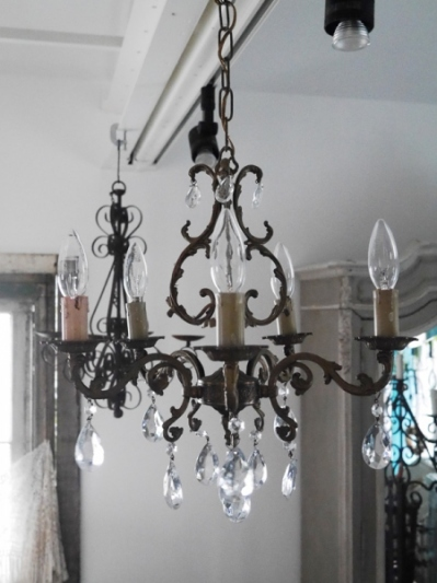 Crystal Chandelier (F034)
