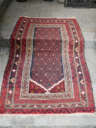 Antique Rug (F-6)