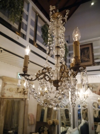 Crystal Chandelier (511-14)