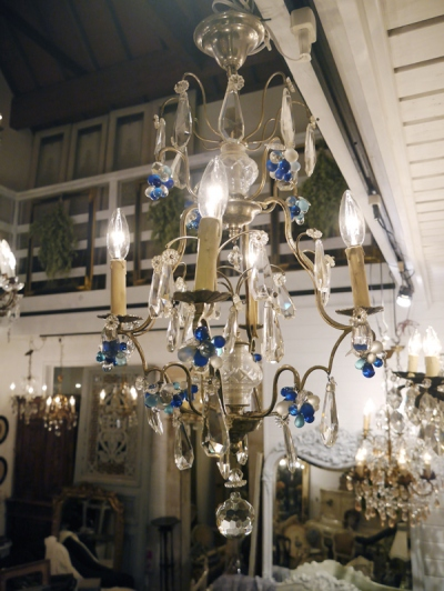 Crystal Chandelier (402-14)