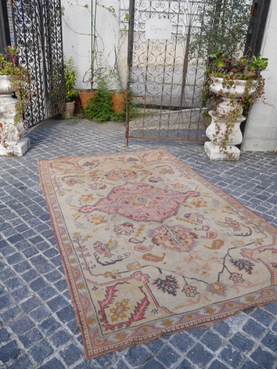 Antique Rug (521-14)