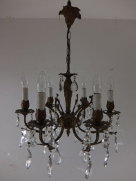 Crystal Chandelier (D)