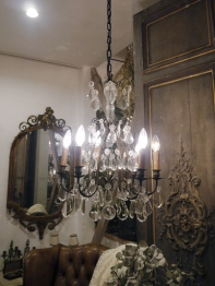 Crystal Chandelier (C-4)