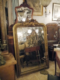 French Mirror (593-20)