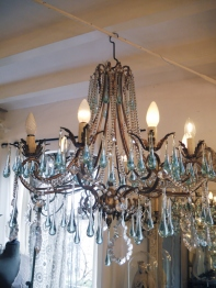 Crystal Chandelier (444-14)
