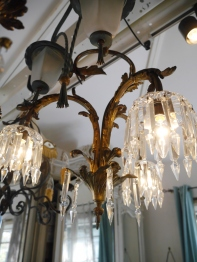 Crystal Chandelier (715-20)