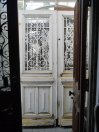 Pair of French Doors (117-17)