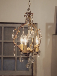 Crystal Chandelier (226-23)