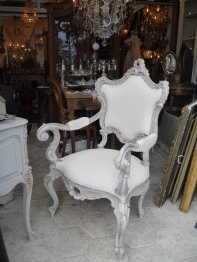 French Arm Chair (34901-19)