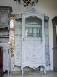 Armoire Glass Cabinet (839-16)