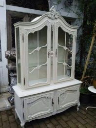 Armoire Glass Cabinet (F-1)