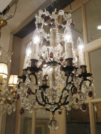 Crystal Chandelier (519-20)