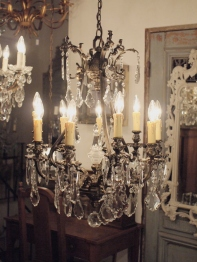 Crystal Chandelier (EUK164)