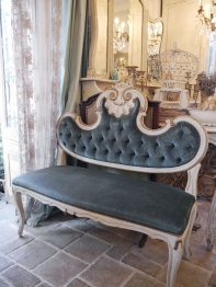 French Sofa (730-20)