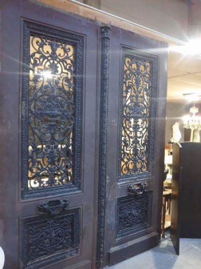 Pair of French Doors (069-12)