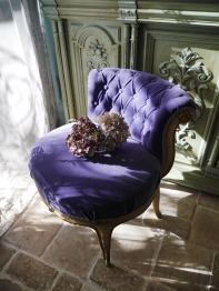 French Low Chair (TA094)