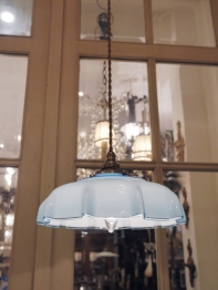 Glass Shade Lamp (SK122)