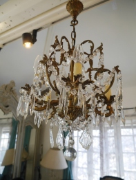 Crystal Chandelier (098-17)