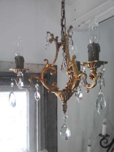 Crystal Chandelier (M-1)