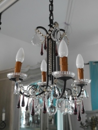 Crystal Chandelier (F061)