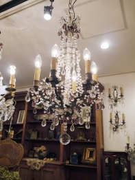 Crystal Chandelier (845-16)