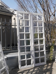 Pair of French Window (SK1013)