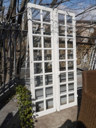 Pair of French Window (SK1012)