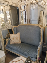 French Sofa (614-15)