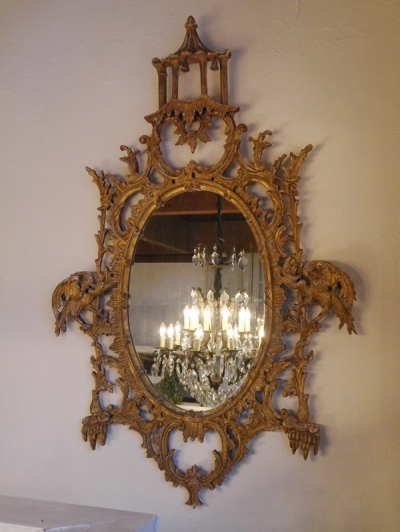 French Mirror (226-13)