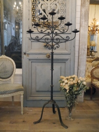 Floor Candle Stand (382-19)